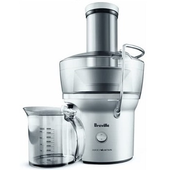Breville BJE200XL - Small Compact Juicer For Carrots