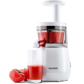 Hurom HP - Best Small Masticating Juicer