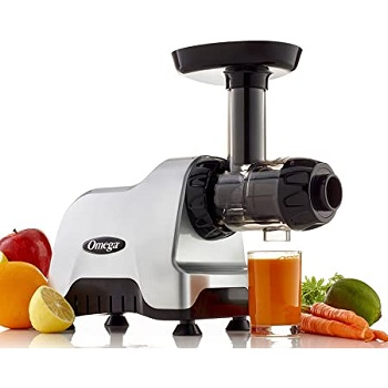 Omega CNC80S - Compact Small Juicer For Celery
