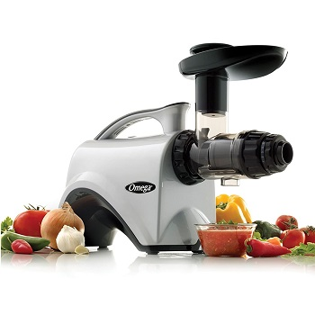 Omega NC800HDS - Quietest Juicer For Celery