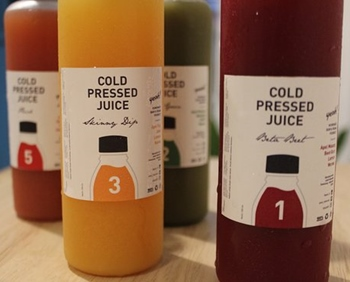 The Benefits of Cold Pressed Juices
