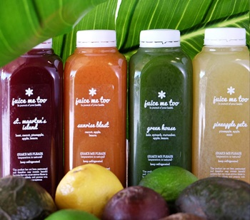 The Nutritional Side of Cold Pressed Juices