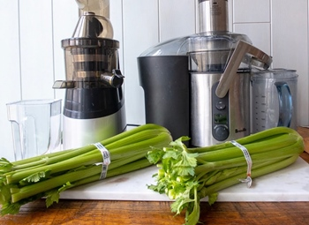 What Kind of Juicer is Best For Celery