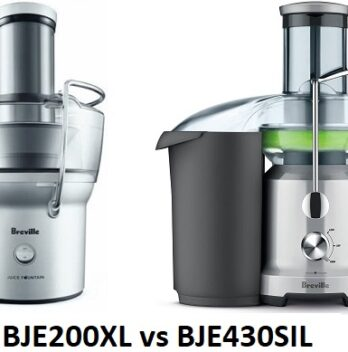 Let's Compare - Breville BJE430SIL vs Breville BJE200XL Featured