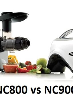 Omega NC800 vs NC900 Which Juicer Is Better Featured
